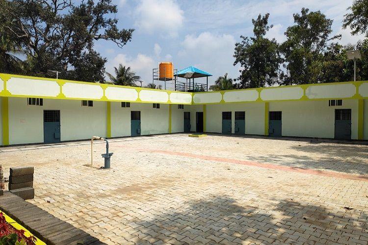 Detention centre in Sondekoppa