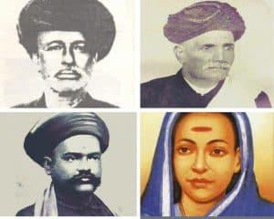 Satyashodhak Samaj leaders