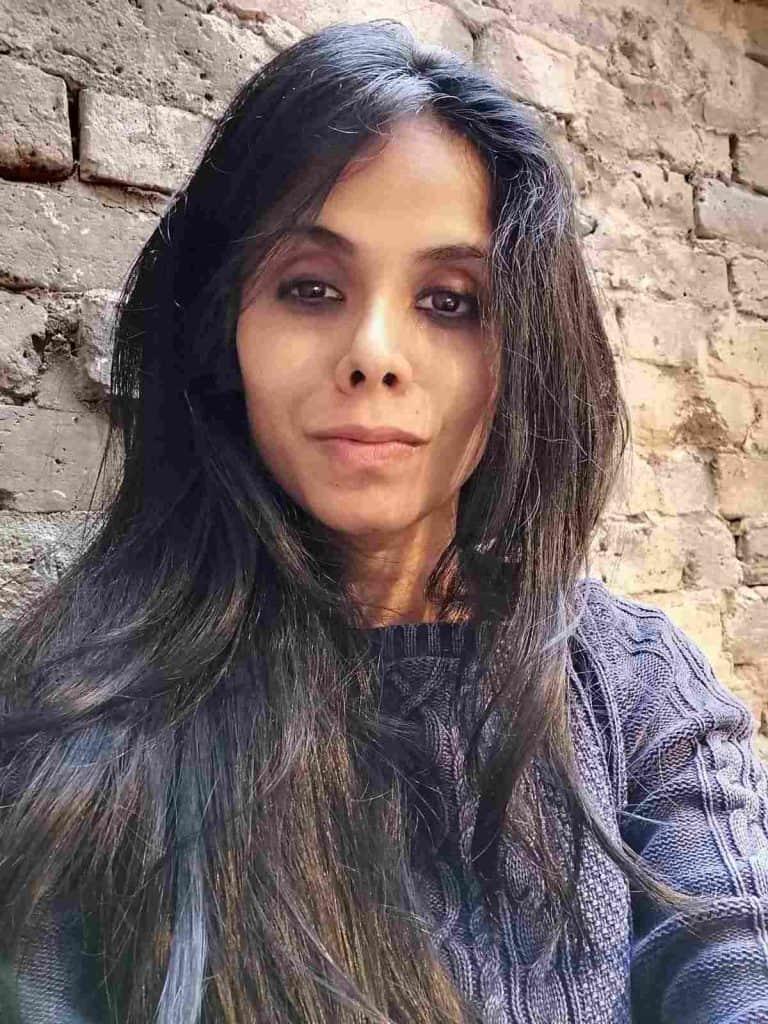 Author, poet and translator Meena Kandasamy