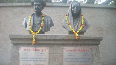 Jotirao Phule and Savitribai Phule