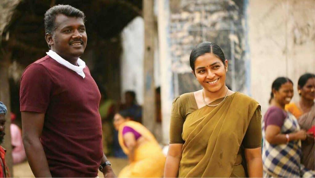 Mari Selvaraj and Rajisha Vijayan